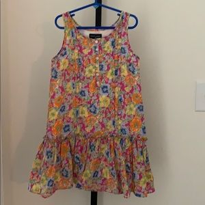 Girls Ralph Lauren Floral Dress Size 8